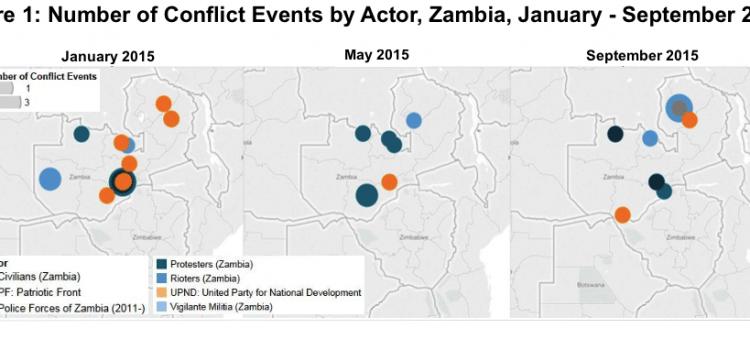 Zambia — October 2015 Update