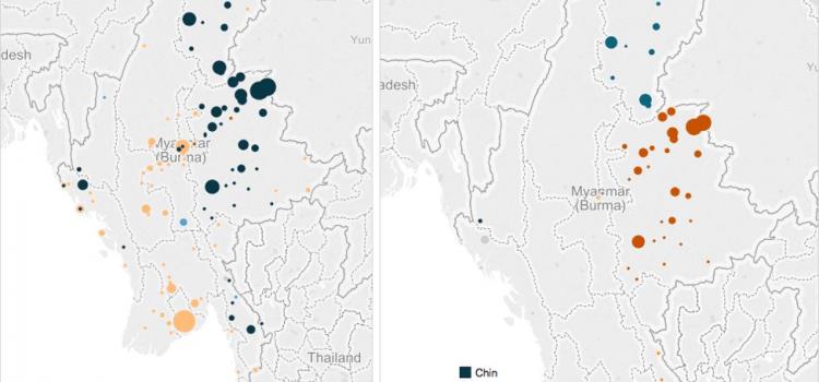 Peace in Myanmar?