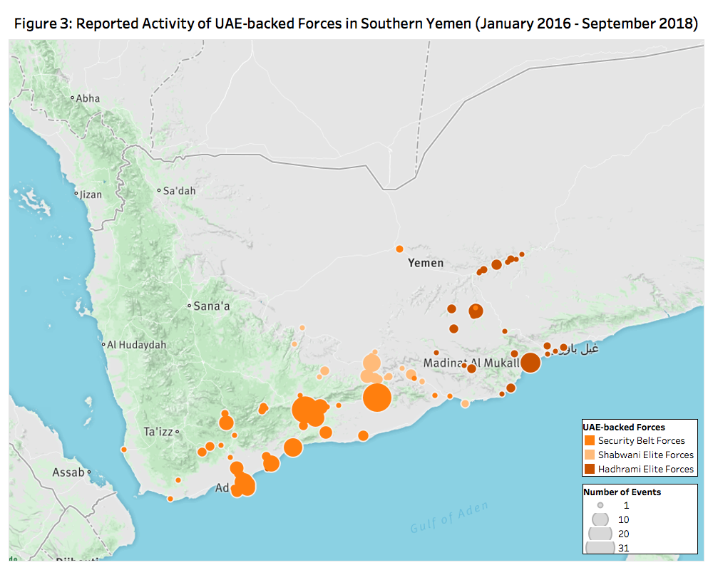 Exporting (In)Stability: The UAE's Role in Yemen and the Horn of