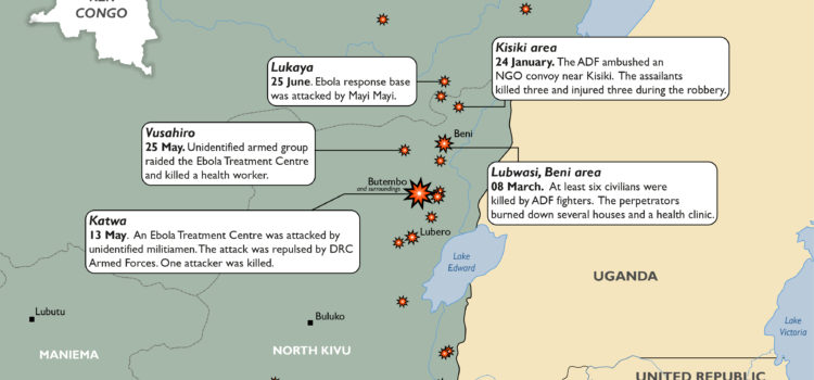 Fact Sheet: Conflict in the DRC